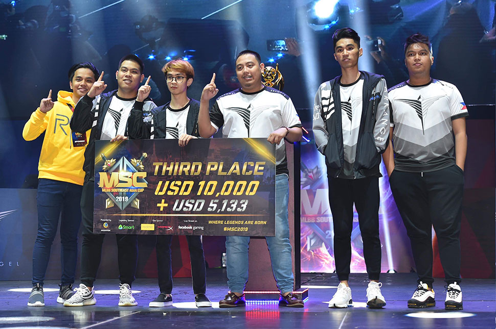 Mobile Legends Champions Earn Millions