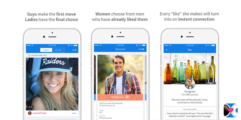 Alternative dating app