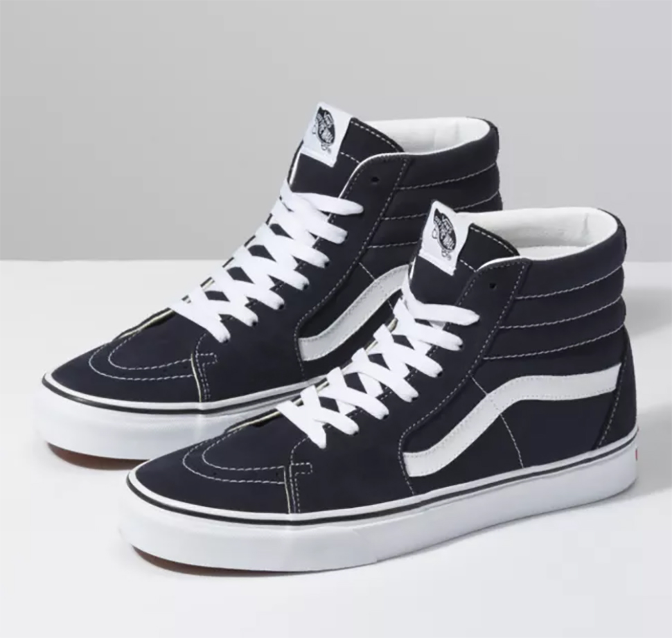 Most Iconic Vans Sneakers