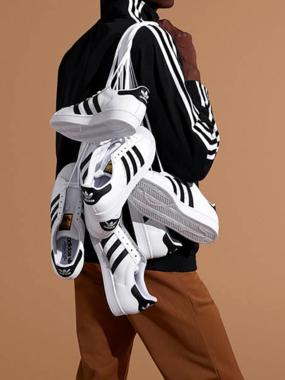 Adidas Superstar Facts