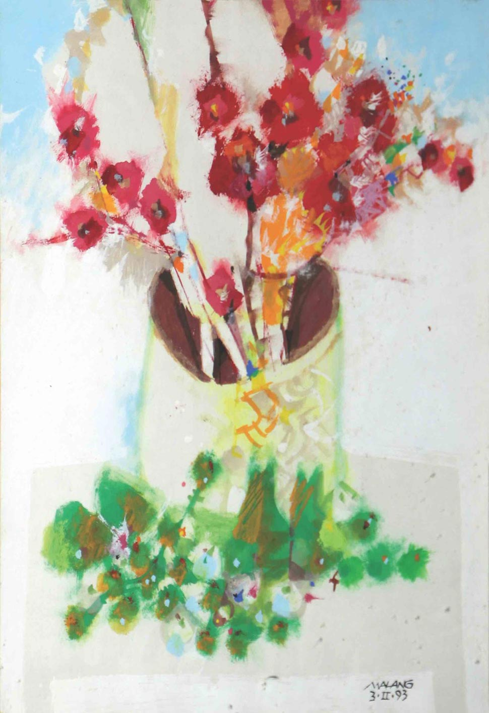 Rare Works By Malang Santos And Hernando Ocampo At Leon Gallery Online Auction