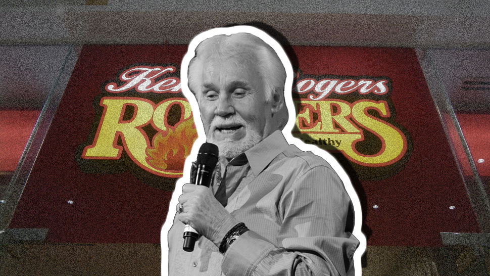 How Kenny Rogers Founded A Chicken Restaurant