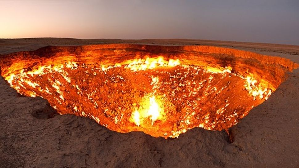 The Seven Gates Of Hell On Earth
