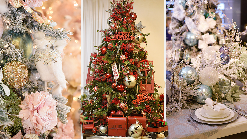The Rustan S Christmas Reveals Its