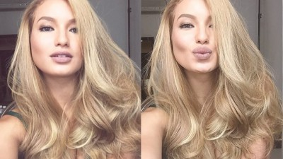 Best Blond Hair Color Pegs For Morena Pinays Inspired By Celebs