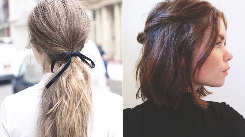 5 Messy Hairstyles for Girls Who Don't Have Time to Style Hair