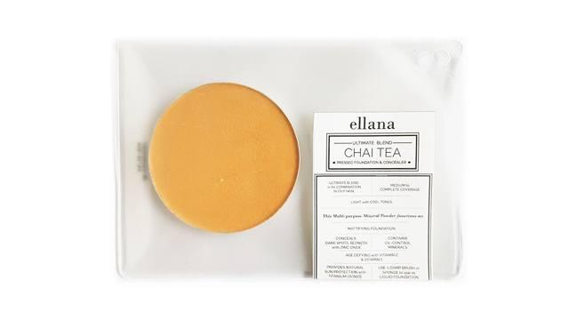 Ellana Pressed Mineral Foundation