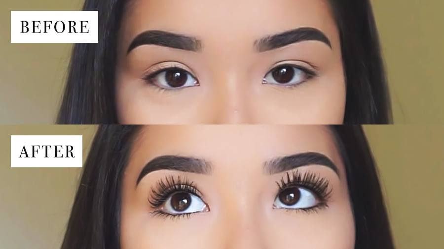 How To Get Longer Lashes Using Only One Mascara