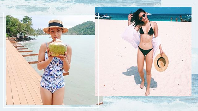 Lovi Poe's Sexy Summer Looks Will Make You Want To Hit The ...