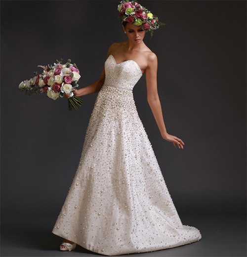 These Local Wedding Gown Designers Can Make Your Dream Dress Come ...