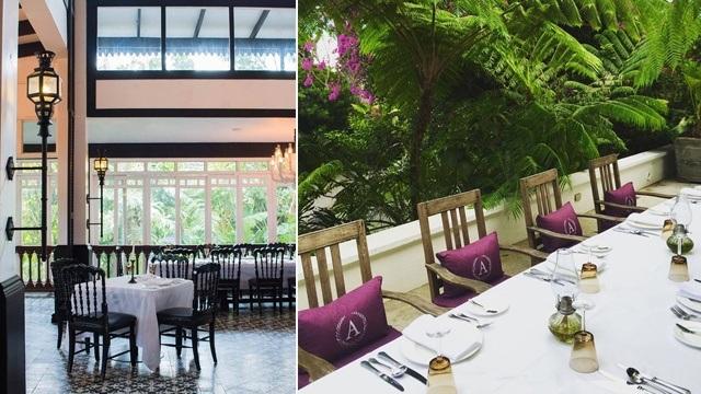 tagaytay wedding venues: antonios tagaytay