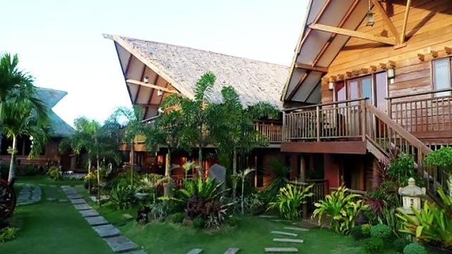 tagaytay wedding venues: bali village hotel