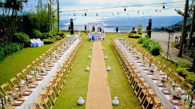 tagaytay wedding venues: clear water resthouse