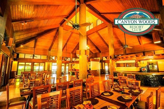 tagaytay wedding venues: canyon woods resorts club