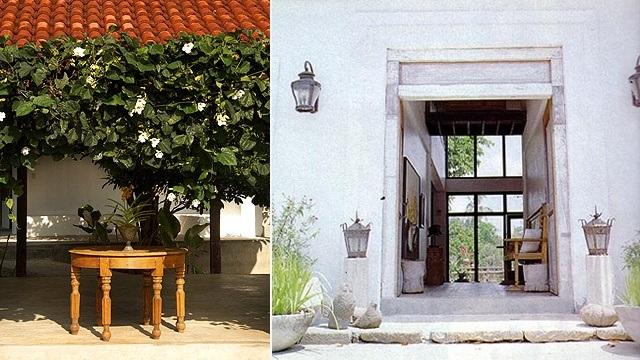 tagaytay wedding venues: hacienda isabella