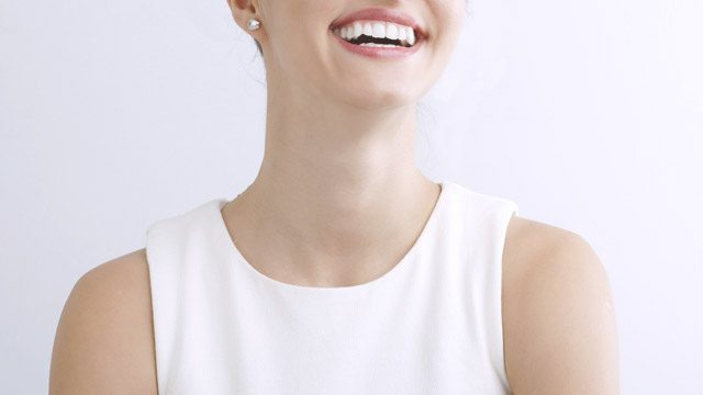 How to reduce neck lines