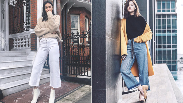 f4e5dd488ad 8 Outfit Combos to Look More Fashionable and Comfortable in Culottes
