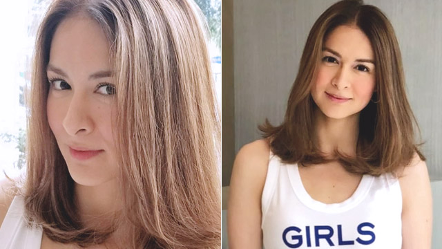 Marian Rivera\'s New Hairstyle Can Flatter Any Pinay Skin Tone | FN