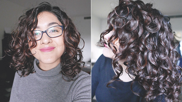 Pinay Tries The Curly Girl Method Fn