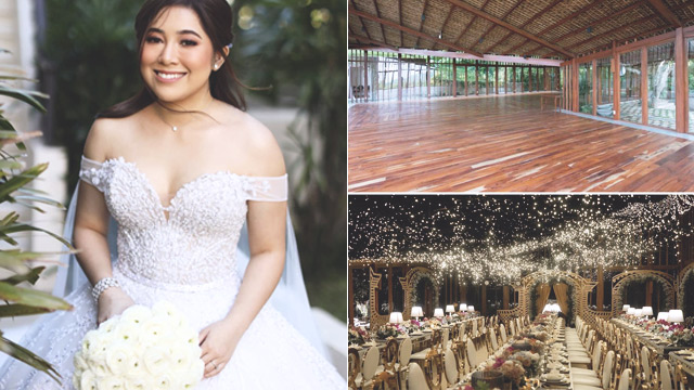 Kryz Uy And Slater Young S Cebu Wedding 2019 Bridal Book Fn