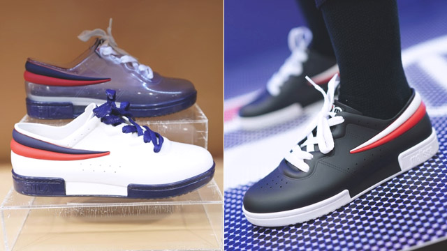 Melissa x FILA Collaboration