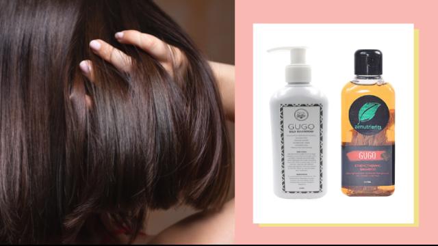 gugo shampoos