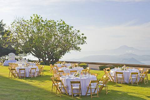 Tag tagaytay weddings female network for Tagaytay wedding venue