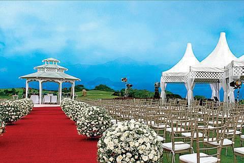 Dream Weddings At Tagaytay Highlands