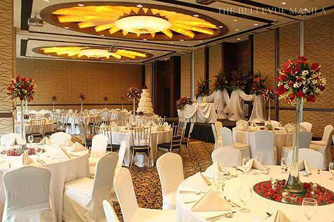 The Bellevue Manila039s Wedding Packages