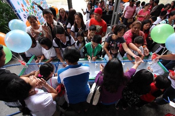 Manila Water washing
