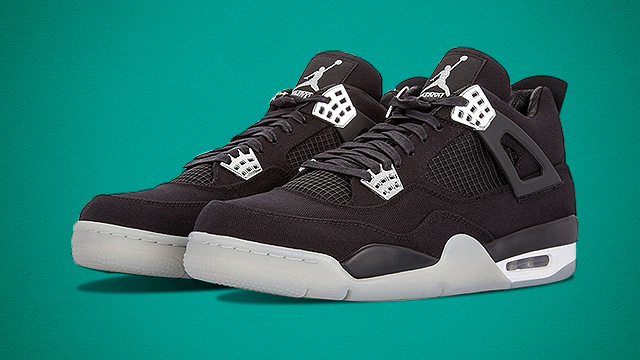 Guess How Much People Paid For Eminem's Newest Collaborative Shoe Project With Air Jordan!