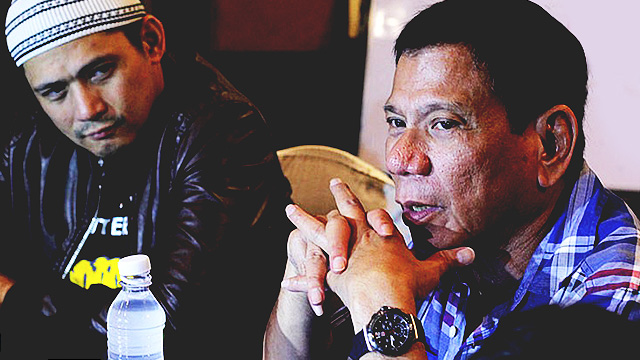 Accusations And Playing It Safe: The Latest Developments In The #DuterteSerye