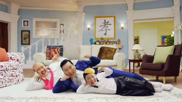 PSY's New Music Video Will Amuse You And Then Give You Nightmares!