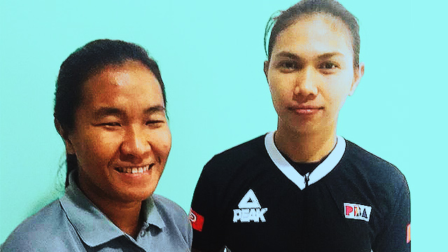 First Female Referees See Action In PBA