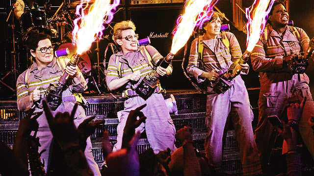 'Ghostbusters' Reyview: Don't Worry Folks, This Re-Imagining Will Not Destroy Your Childhood