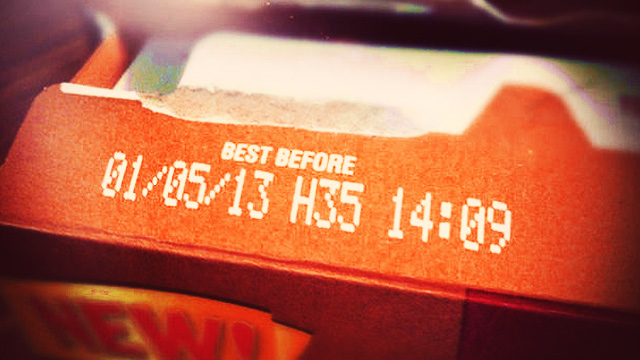 Should You Really Be Wary Of Expiration Dates?