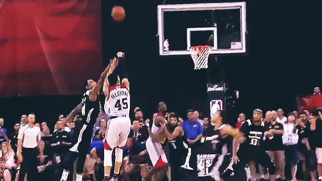 WATCH: Chicago Bulls Rookie Hits Game-Winner For Summer League Title