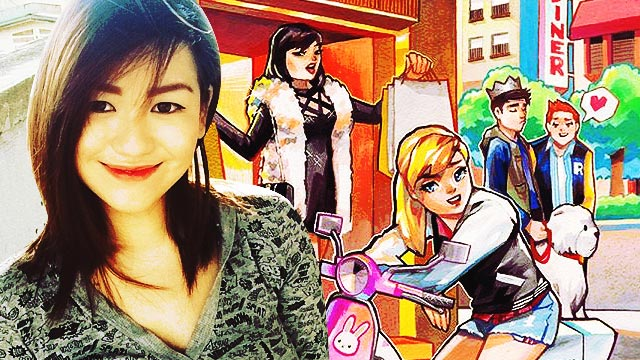 Pinay Artist Gets Chance To Draw For Her Favorite Comic