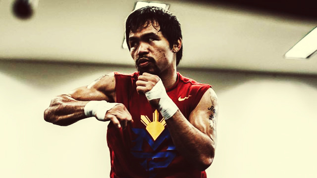 Here Are Pacquiao's Possible Opponents For His Comeback Fight On November 5