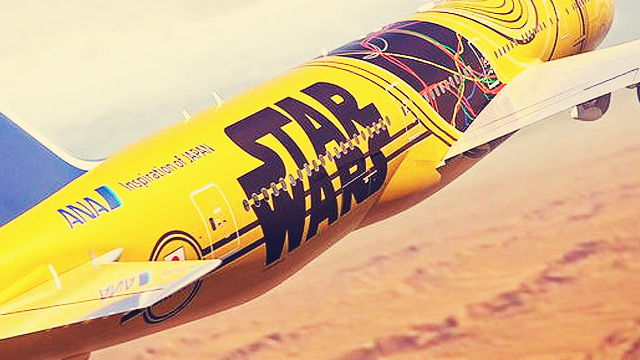 We Can't Wait To Ride In These Star Wars-Themed Airplanes