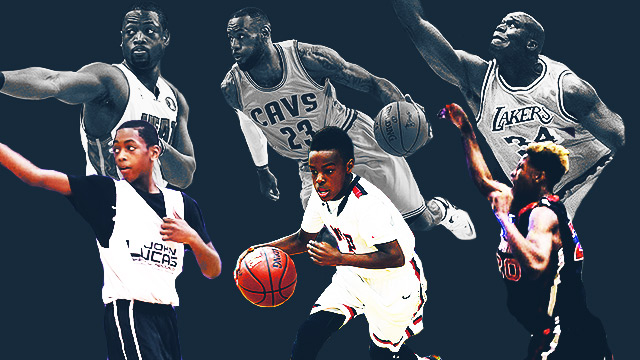 Heirs To The Throne: 8 Promising Baller Sons Of NBA Players