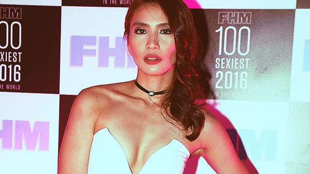 8 Rachel Anne Daquis #FHM100Sexiest Victory Party Pictures You Can't Unsee