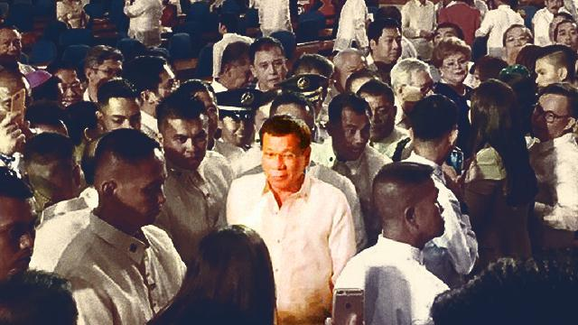What Experts Are Saying About Duterte's SONA