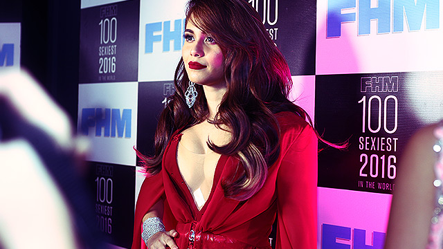Every Conceivable Angle We Have Of Jessy Mendiola At The FHM 100 Sexiest Victory Party