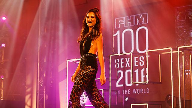 We Followed Rhian Ramos Everywhere During The #FHM100Sexiest Victory Party