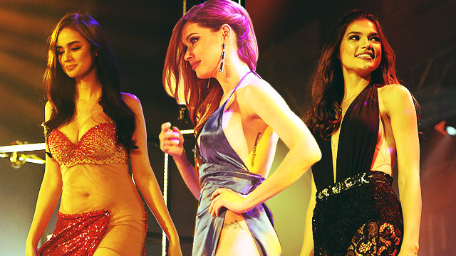 #FHM100Sexiest Grand Finale: The Finest Women In The Country On The Victory Party Catwalk