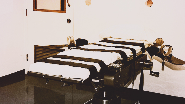 Death Penalty Bill Receives House Priority