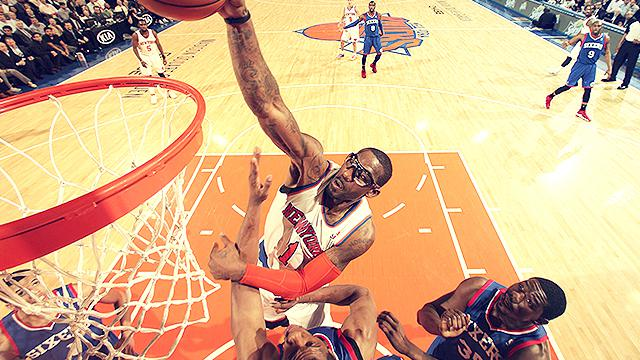 He Who Stood Tall And Talented: An Amar'e Stoudemire Dunk Retrospective