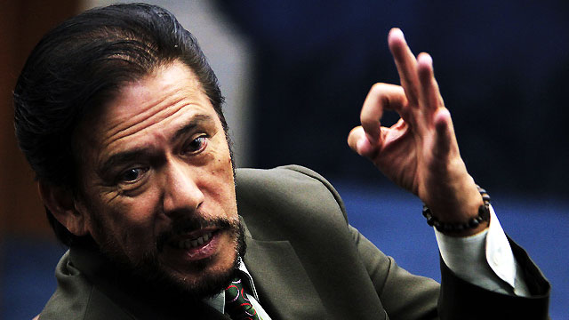 Sotto Pushes Bill Giving 14th Month Pay In Private Sector