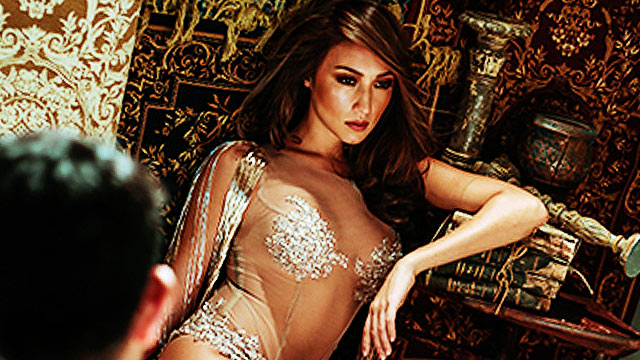 Behind-The-Scenes At Solenn Heussaff's FHM August Cover Shoot